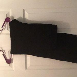 Torrid stretchy black slacks